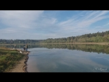 Озеро Лебяжье. Татарстан.