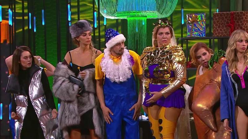 Comedy Woman Возврат Новогоднего волшебства