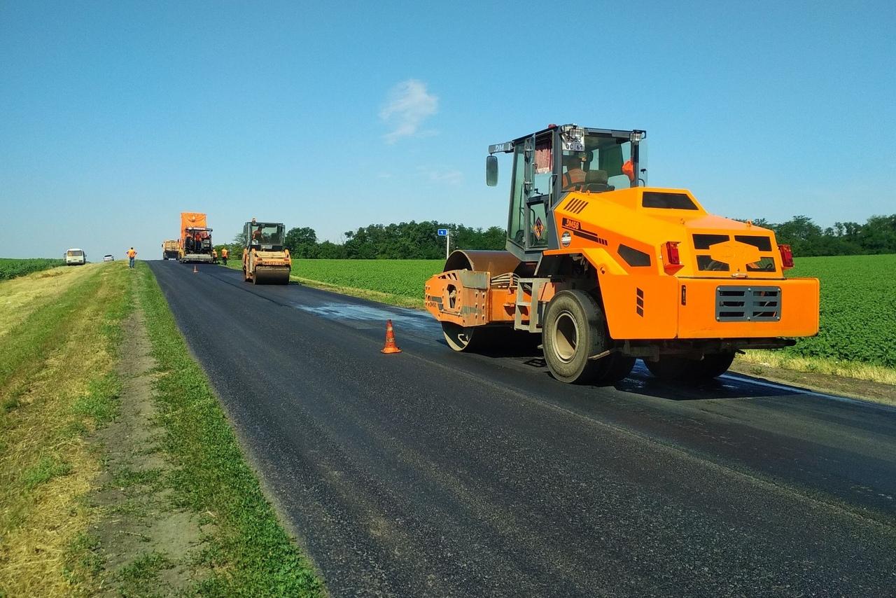 В 2019 году в Ростовской области построят и реконструируют 13,2 км автодорог и 538 метров мостов и путепроводов