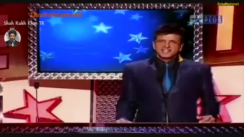Shahrukh Khan Performance at Superstars Ka Jalwa