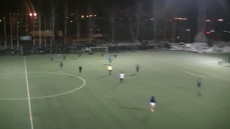 Kraft 3 2 Арабы Юнайтед Обзор матча