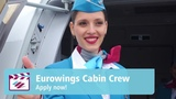 Join our cabin crew! Eurowings
