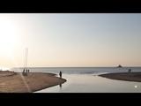 #Анапа - центральный пляж - закат