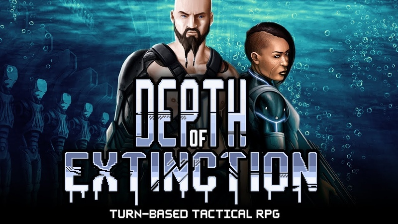 Depth of Extinction Launch Trailer