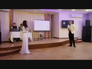Наша свадебная песня 💞19.10.18💞сюрприз гостям💞