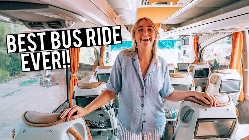 BEST TURKEY BUS EXPERIENCE EVER - 9 Hour Bus Ride to Cappadocia