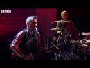 Muse invite Jools to join them for an epic rendition of Dig Down on Later