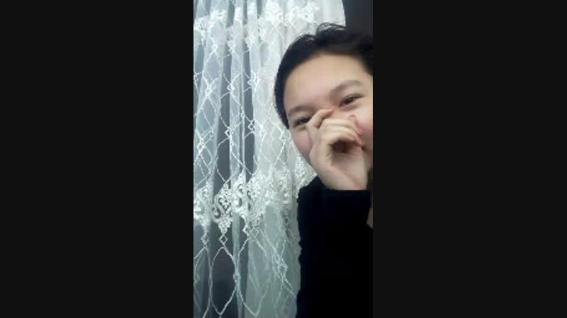 Айсана Сағынғанова Live