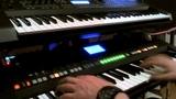 Kaoma Lambada Dance mix 2014 Yamaha Rotals ST
