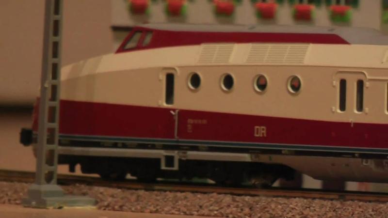 Baureihe VT18.16 Kato ( VT 18.16 05 DR ) 2/4