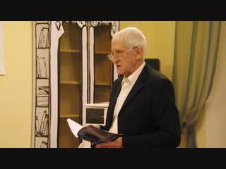 ИМЕНА. ВАЛЕНТИН ГОЛУБЕВ. К 70-летию со дня рождения.