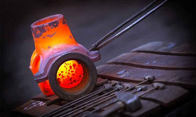 Чугунная металлургия