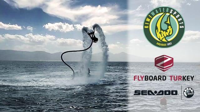 DKFLYMAN - Kusadasi Flyboard 2018