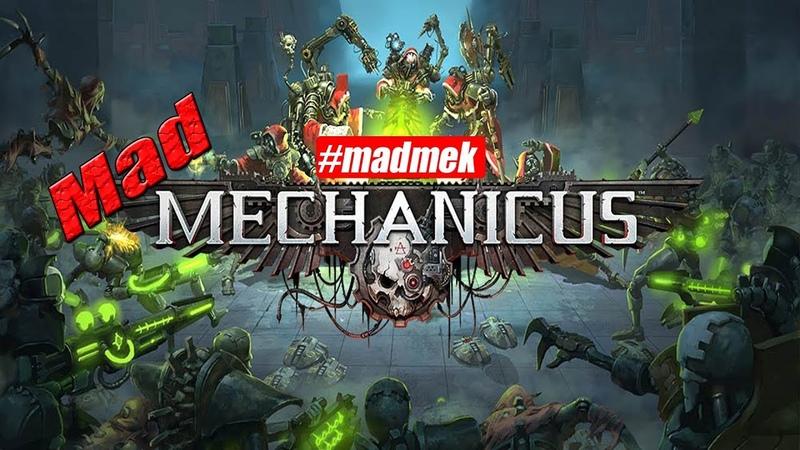 Warhammer 2000 Mad Mechanicus Trailer
