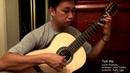 Tell Me - L. Ocampo/ A. Ayque (arr. Jose Valdez) Solo Classical Guitar