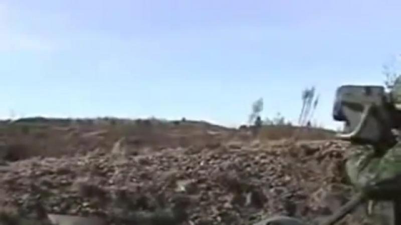 Неудачный выстрел из Гранатомета, Военная техника.mp4