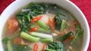 Vietnamese Fish Soup Canh Cá Nấu Ngót Recipe Summer Soup