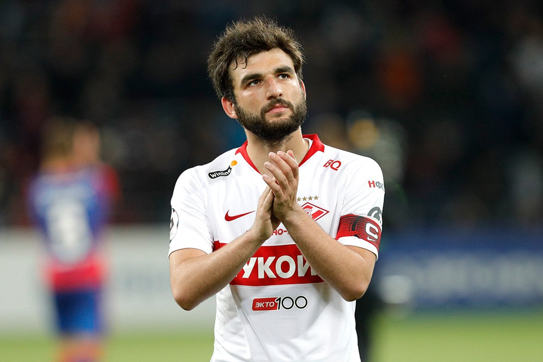 Георгий Джикия: Ничья с ЦСКА – закономерный результат, хотя мы хотели победить