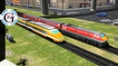 The Train Driving Simulator 3D Gameplay For Android