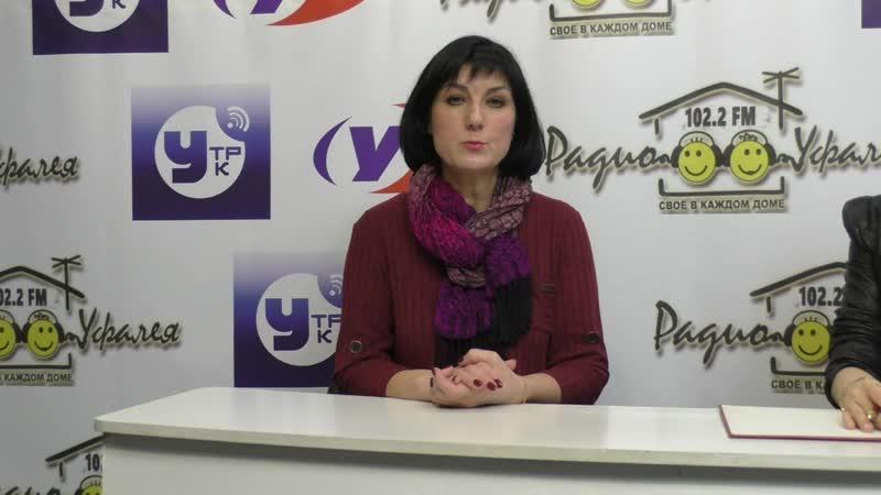 Гость в студии Наталья Сахарова