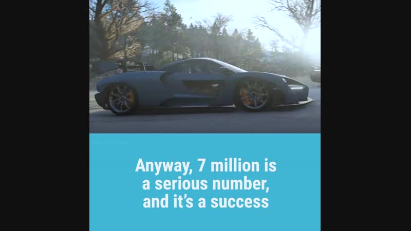 Forza Horizon 4 от Playground Games празднует успех