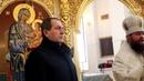 Проповідь єпископа Боголєпа в Свято Успенському храмі 27 01 19