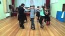Русские Традиции, занятие танцами, Московская кадриль.