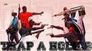Trap-A-Holics Mixtape Gangsta Rap By SMP 161