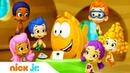 Гуппи и пузырики 1 сезон 1 серия Nick Jr Россия