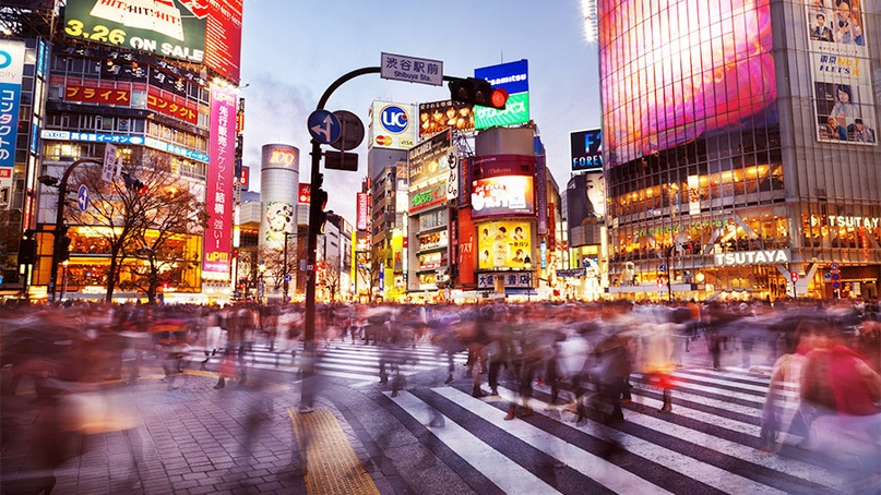 Особенности целевой аудитории Японии, характеристика ГЕО