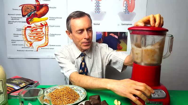 КАЛЬЦИЙ! НОВЫЙ РЕЦЕПТ! Кунжутные конфеты со стевией - источник органического кальция (Виталий Островский)...