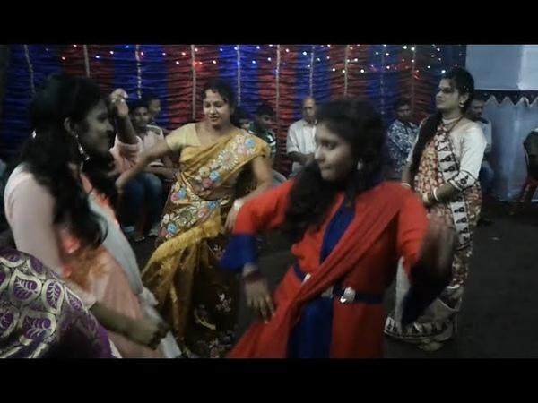 Durga Maa | Pujo special dance | Puja mondop dance hd 2018 | Puja Dhamaka Video 2018
