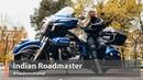 Indian Roadmaster Тест от Ксю серия Большие Путешественники Roademotional