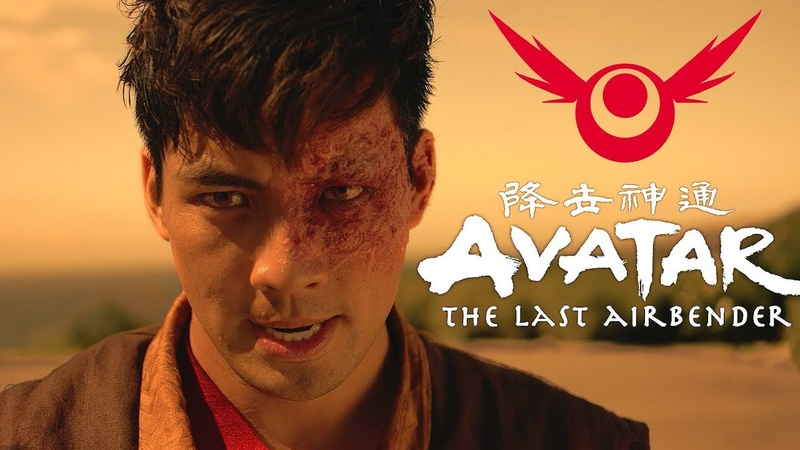 Avatar The Last Airbender Agni Kai Trailer RE Anime
