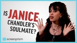 Friends Is Janice Chandler's Soulmate