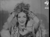 An interview with Carmen Miranda in London 1948