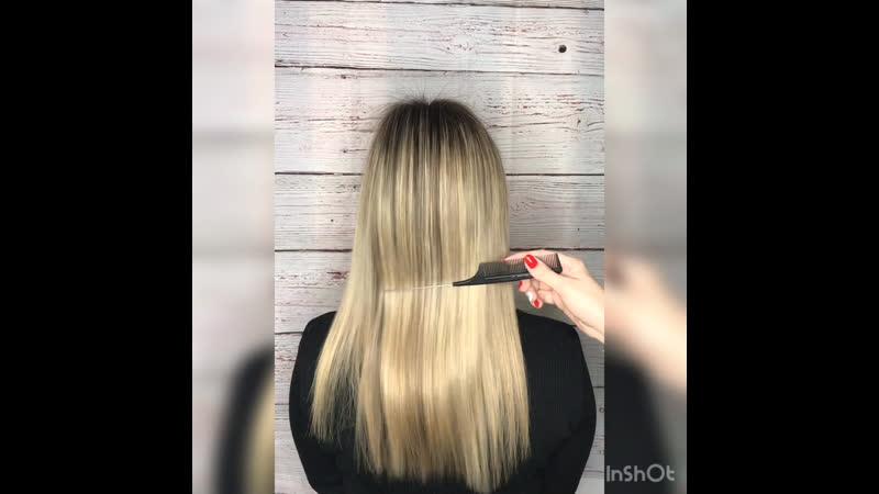 Холодная техника для блондинок