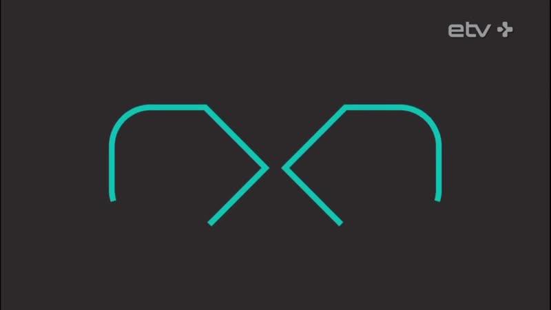 Программа передач, конец эфира и начало перегона (ETV [Эстония], 08.01.2019)