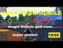Hack PUBG Mobile 0.12.5 Phiên Bản V7.2 Magic Bullets Super Aimbot SS7 19/5