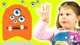 Learn Numbers For Kids with Agnes 1 2 3 4 5
