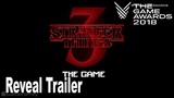 Stranger Things 3: The Game - The Game Awards 2018 Reveal Trailer [HD 1080P]