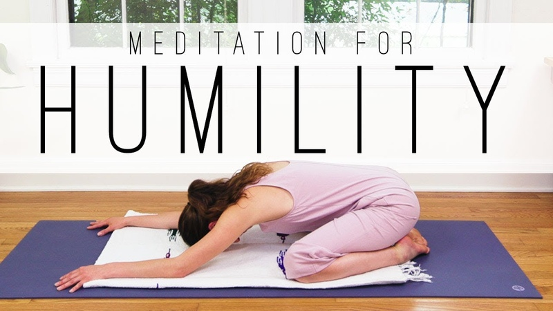 Meditation For Humility   Yoga With Adriene