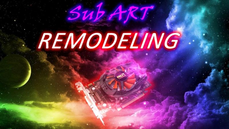 Palit GeForce 560-Sub ART