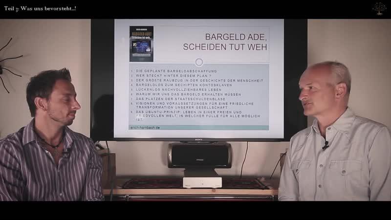 03 . Erich Hambach - Zwangshypotheken und weitere Maßnahmen - Was auf uns zu kommt! Erich Hambach im Gespräch