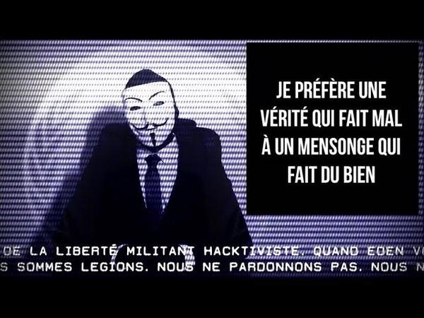 ⚠️Eden Anonymous - Bientôt la révélation des plus grands secrets et crimes de la cabale 2019 ! ⚠️