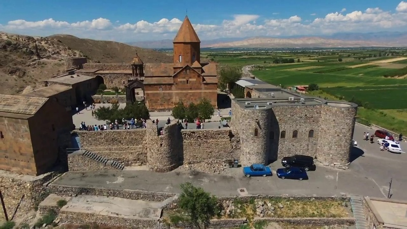 Discover Armenia and Nagorno Karabakh Красоты Армении и Нагорного Карабаха Aerial View Drone