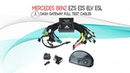Mercedes EZS EIS ELV ESL Dash Gateway Test Cable Kit