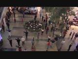 Argentine tango flash mob, Budapest, Westend (tango flashmob a la _Tango Libre_)