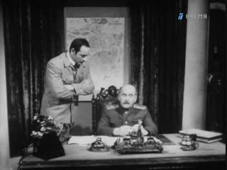 Валентин Гафт и Юрий Леонидов в телеспектакле