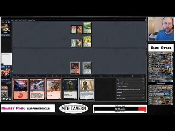 Jund Electrodominance Living End: Sometimes it's good to not overthink in deck building